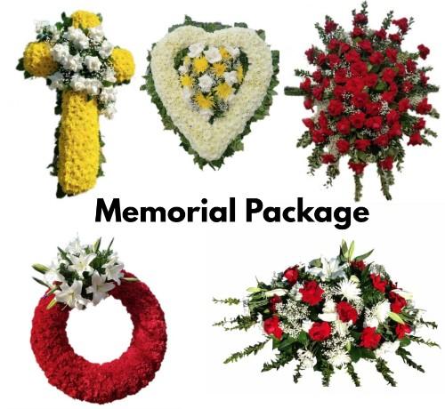 Memorial Package prepaid
